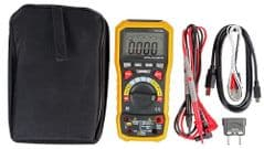 DURATOOL D03122  Digital Multimeter, Trms With Usb